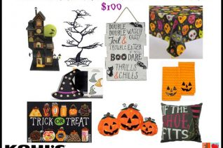 Halloween Decorating for Under $100