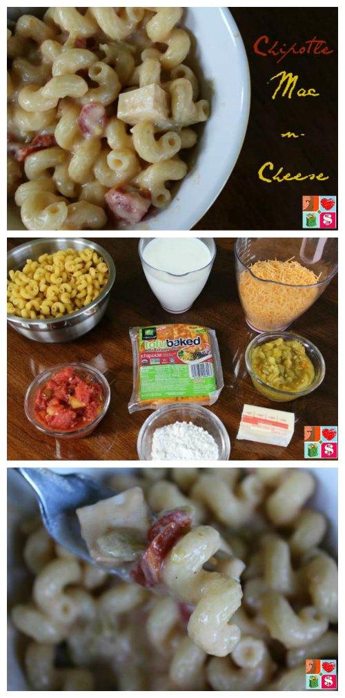 Chipotle Mac-n-Cheese Recipe on Food Wine Sunshine