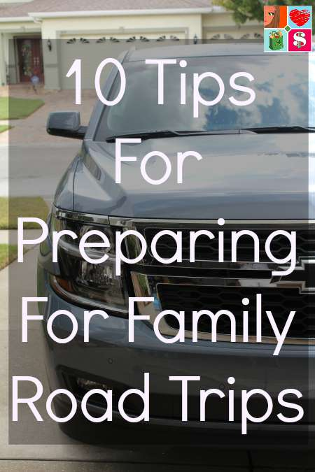 Preparing For Family Road Trips Tips