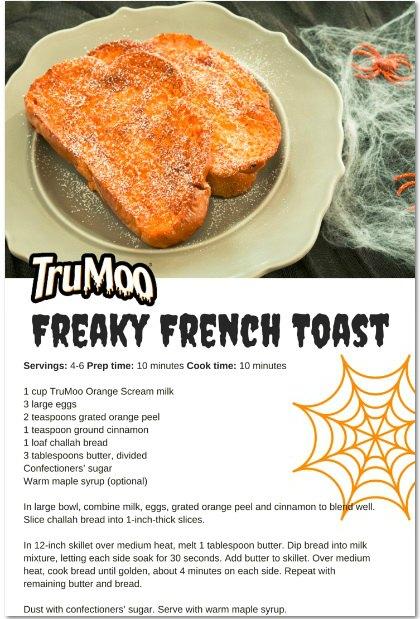 TruMoo French Toast