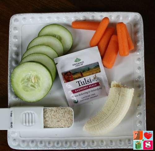 Organic India Tulsi Tea Smoothie Recipe