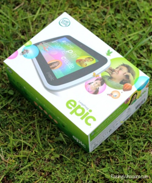 Leapfrog epic features