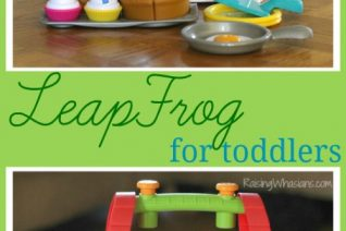 Leapfrog for toddlers toys