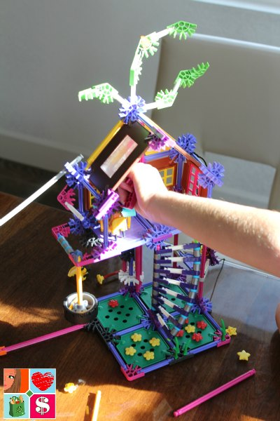 K'NEX Mighty Makers Inventor's Clubhouse Building Set Review