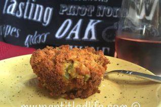 Thanksgiving Stuffing Muffins Recipe