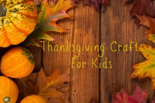 Thanksgiving Crafts For Kids Round Up