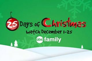 ABC Family 25 Days of Christmas 2015