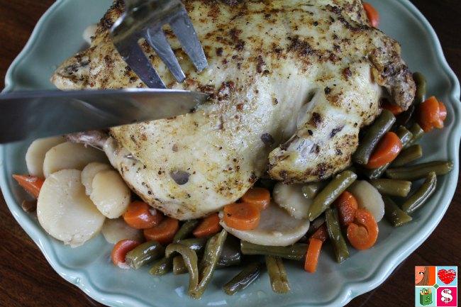 Best whole chicken in crock pot