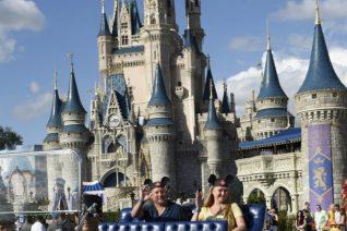 Heroes Reunited at Walt Disney World