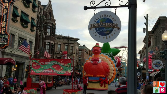 Why You Should Celebrate The Holidays at Universal Orlando