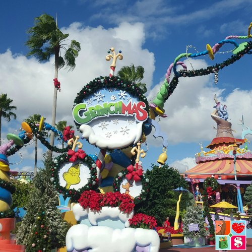 Holidays at Universal Orlando - Grinchmas