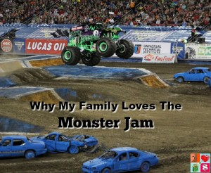 Monster Jam in Tampa
