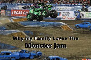 Monster Jam in Tampa