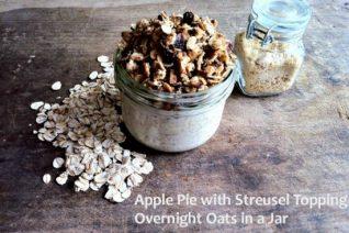 Overnight Oats in a Jar Recipe
