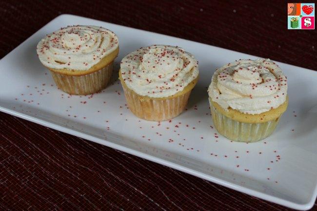 Delicious Low Calorie Vanilla Cupcakes
