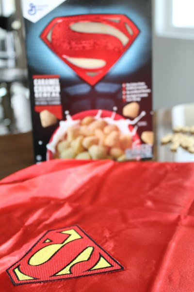 Show Your Super Hero Allegiance with General Mills