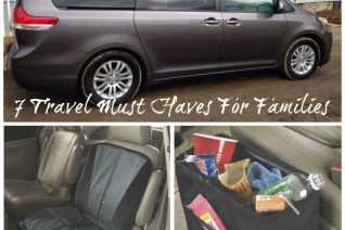 7 Travel Must Haves For Families on Food Wine Sunshine