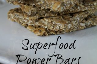 Superfood Power Bars