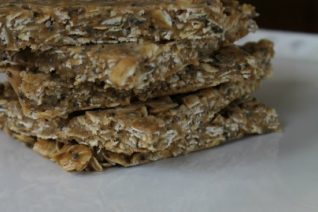 Superfood Power Bars on Food Wine Sunshine and Cooking