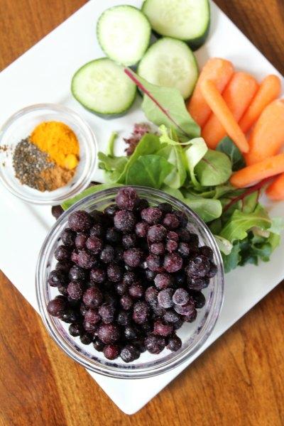 Best Blueberry Antioxidant Smoothie