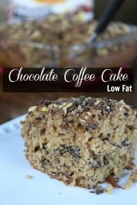Chocolate Coffee Cake Recipe on Food Wine Sunshine and Cooking