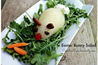 Easter Bunny Salad Recipe