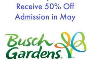 Military Veterans Get 50% Off Admission in May