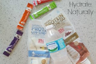 E-hydrate - Hydrate Naturally On-The-Go on Food Wine Sunshine