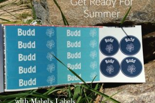 Get Ready For Summer With Mabel's Labels