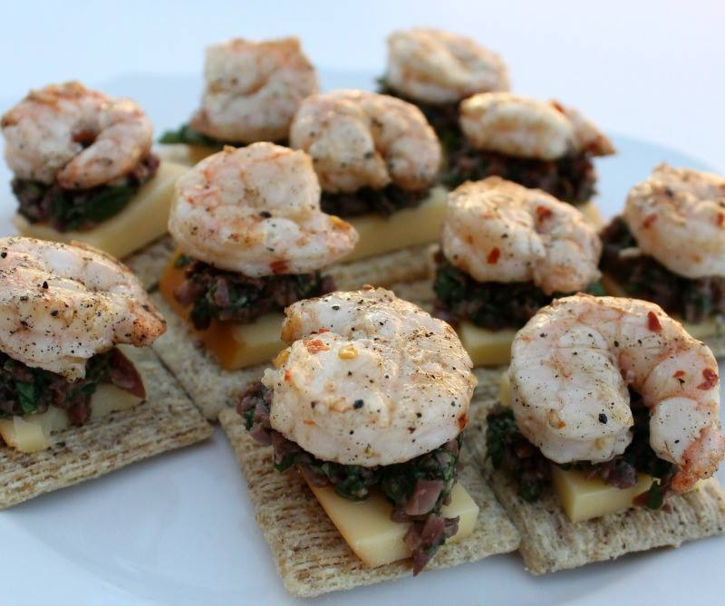 Grilled Shrimp Appetizer Recipe on Food Wine Sunshine and Cooking