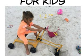 Benefits of Sand Play For Kids on Food Wine Sunshine