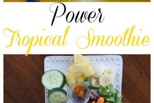 Power Tropical Smoothie