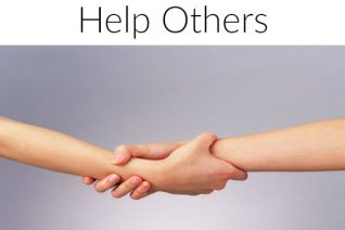 10 Easy Ways To Help Others on Food Wine Sunshine