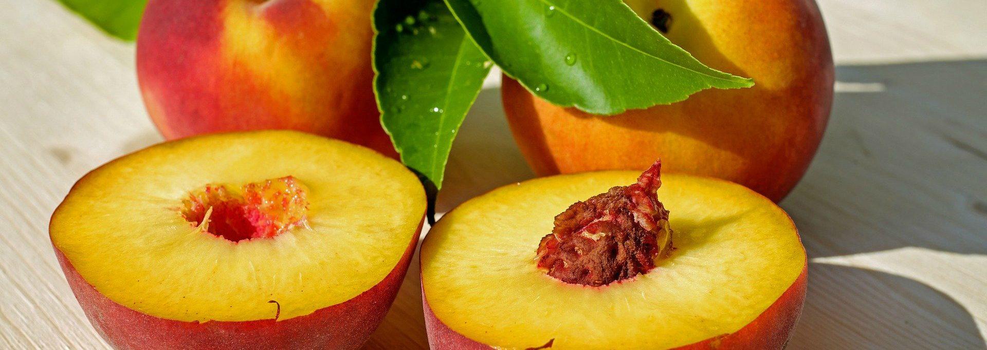 Avocado Peach Smoothie