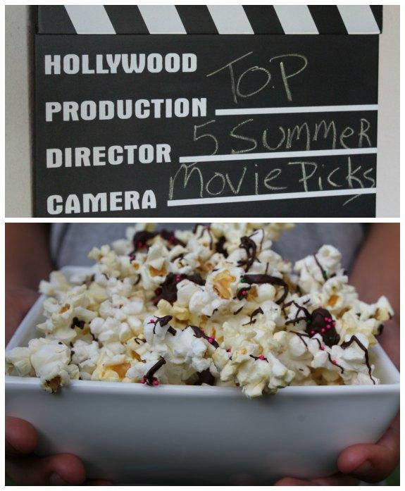 Top 5 Summer Movie Picks on Food Wine Sunshine