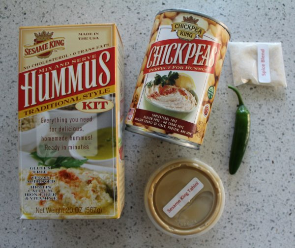 The Easiest Way To Make Hummus on Food Wine Sunshine and Cooking