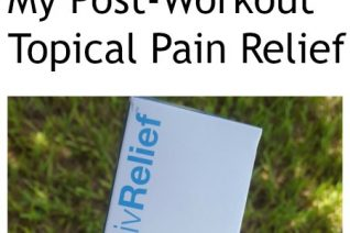 Why LivRelief is My Post-Workout Topical Pain Relief on Food Wine Sunshine