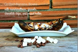 Grilled Banana Boats recipe on Food Wine Sunshine and Cooking