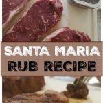 Santa Maria Steak Rub