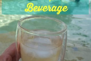 Santa Cruz Organic - Delicious Summer Beverage on Food Wine Sunshine and Cooking