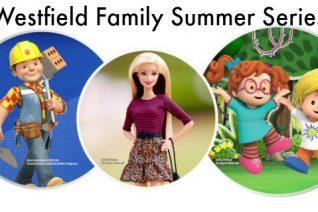 Westfield Family Summer Series on Food Wine Sunshine