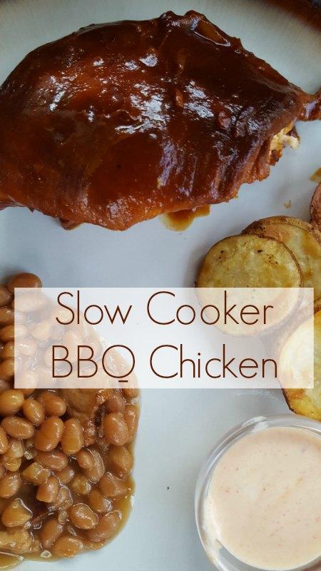 Best Slow Cooker BBQ Chicken