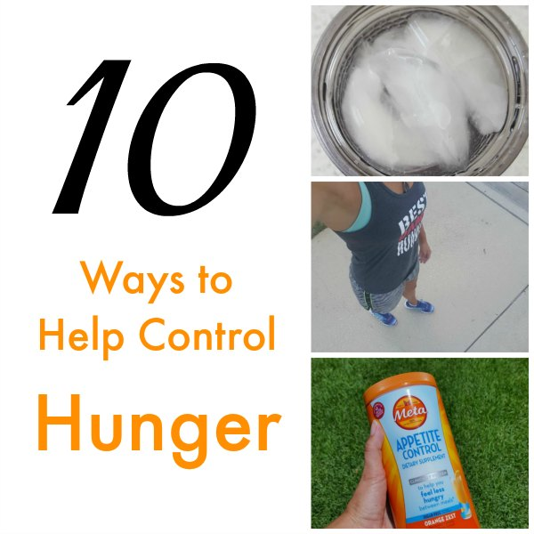 Ways to Help Control Hunger