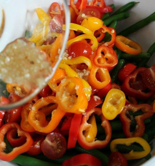 Healthy Green Bean Salad