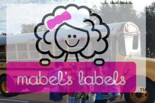 Why You Need Mabel's Labels For Back To School on Food Wine Sunshine