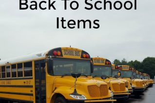 Where To Get Personalized Back To School Items on Food Wine Sunshine and Cooking