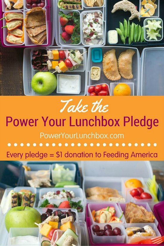 Eat Healthier This Back To School Season & Support Feeding America on Food Wine Sunshine and Cooking