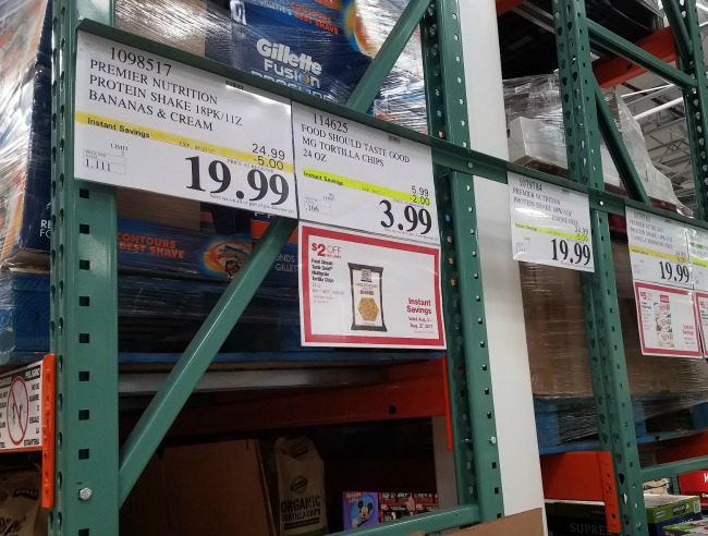 Premier Protein Shakes On Sale at Costco