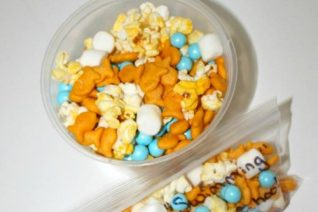 Goldfish Snack Mix Recipe on Food Wine Sunshine and Cooking