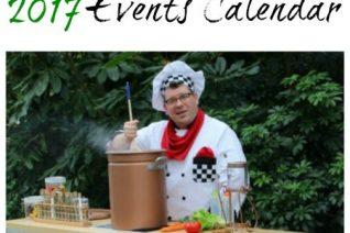 Busch Gardens Tampa Events Calendar on Food Wine Sunshine